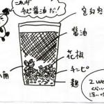 【プチ中医学】便秘解消&お肌の潤いに5分で作る薬膳。