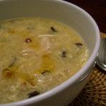 酸辣湯の簡単な作り方。消化を助けデトックスにも。