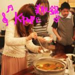 K-POPお鍋会の回想 その4 レシピ編2